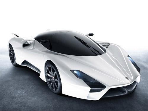 Новый суперкар от Shelby Supercars получил имя в честь ящерицы