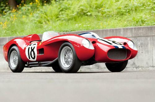 Ferrari может установить новый рекорд стоимости автомобиля