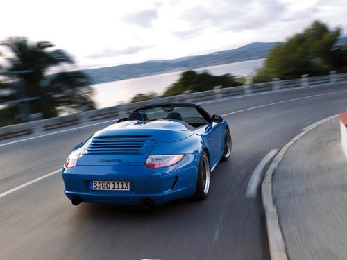 Porsche выпустит доступный среднемоторный родстер