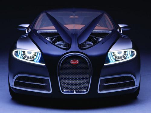 В 2012 году Volkswagen выпустит Bugatti Galibier