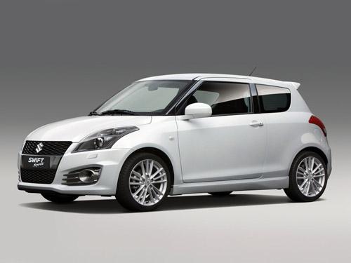 Suzuki готовит к выпуску Swift Sport