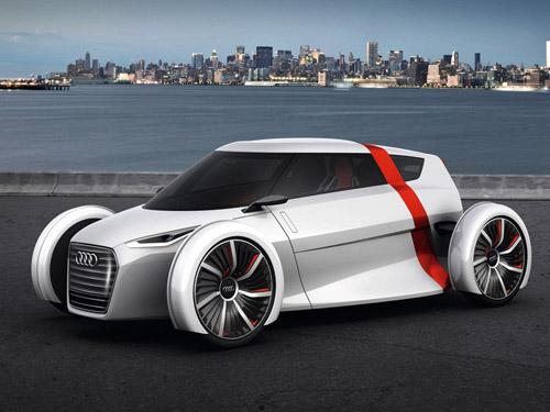 Появились новые изображения концепта Audi Urban