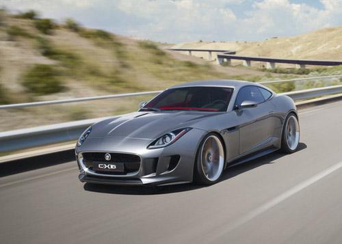 Ожидается выпуск гибридного Jaguar C-X16