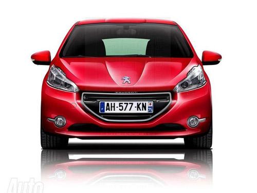 Через месяц состоится премьера Peugeot 208