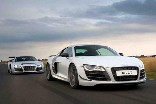 Кузов нового Audi R8 будет карбоно-алюминиевым
