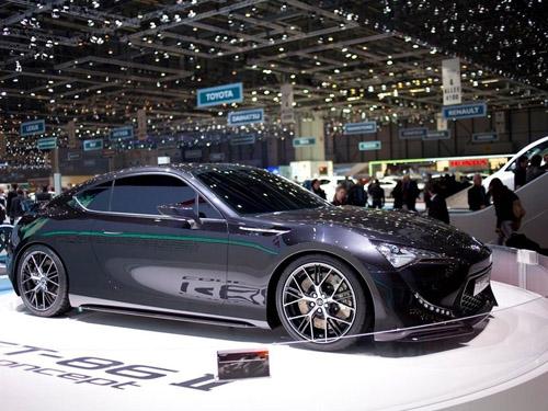 В Токио будут показаны серийные Subaru BRZ и Toyota FT86