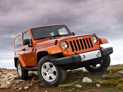 Jeep Wrangler перейдет в разряд электрокаров