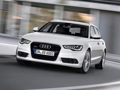 Объявлены российские цены на Audi A6 Avant нового поколения