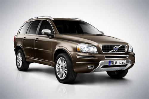 В 2014 году Volvo покажет новое поколение XC90