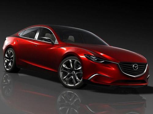 В Токио покажут прототип новой Mazda 6