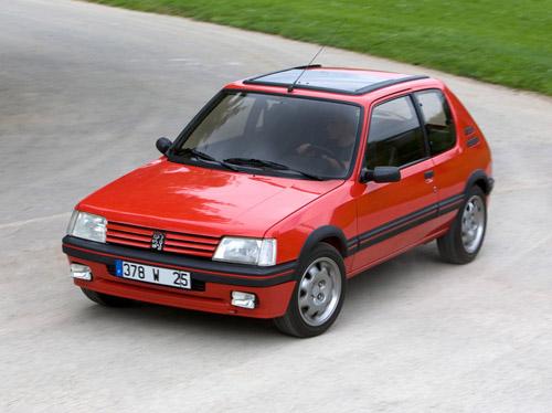 Peugeot намерен возродить аббревиатуру GTI