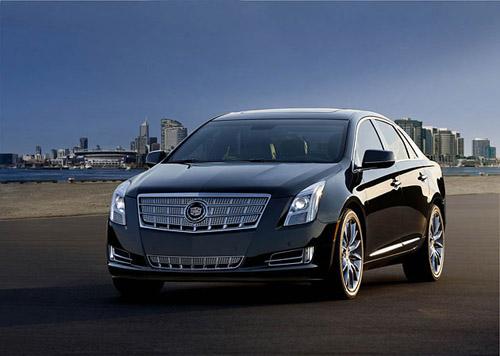 Новый Cadillac XTS