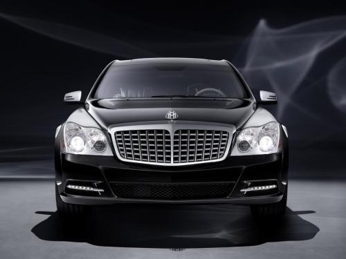 В 2013 году бренд Maybach перестанет выпускать автомобили