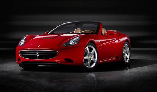 Ferrari California станет более управляемой и быстрой