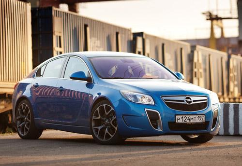Opel намерен повысить статус марки
