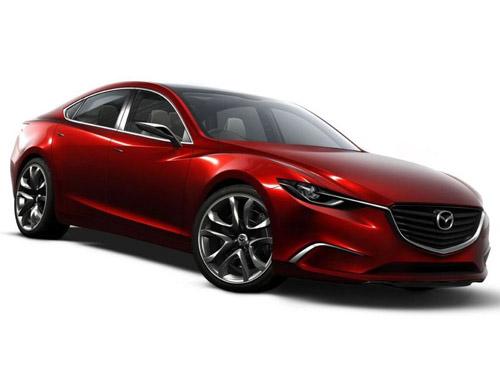 Mazda работает над обновленными версиями четырех моделей