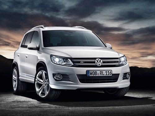 Volkswagen Tiguan получит два новых опциональных пакета
