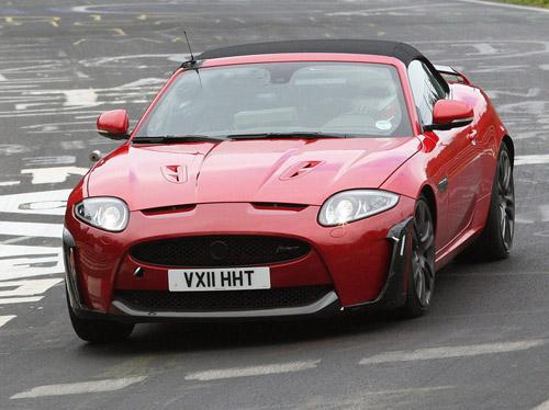 В Лос-Анджелесе Jaguar представит свой самый мощный кабриолет