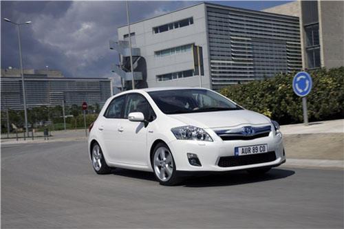 Toyota Auris получит дизель от BMW