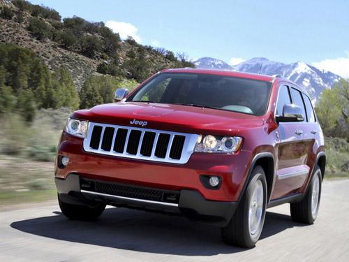 AMP Electric Vehicles покажет в Детройте электрический Jeep Grand Cherokee