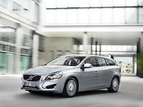 Volvo V60 Hybrid выйдет на рынок в ноябре 2012 года