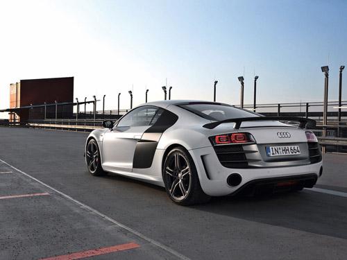 В 2014 году появится новое поколение Audi R8