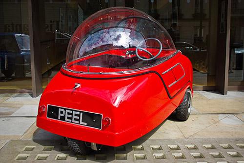 В Великобритании решили возобновить выпуск самого маленького в мире автомобиля