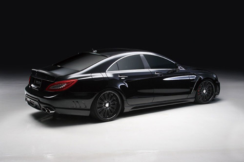 Mercedes-Benz CLS Black Bison от Wald International