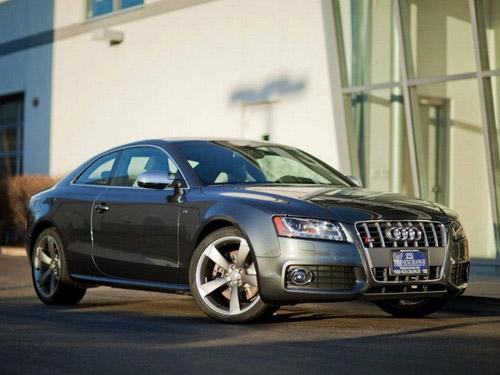 Audi выпустит специальную серию купе S5