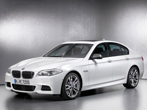 BMW готовит линейку M Performance