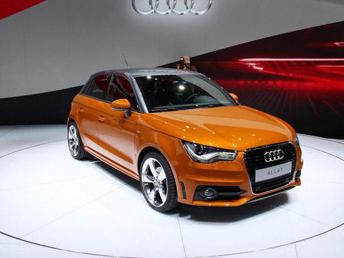 Кабриолет Audi A1 получит тканевую крышу