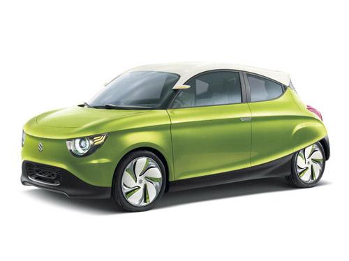 Suzuki покажет в Женеве компактный концепт