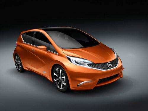 В Женеве Nissan покажет преемника компактвэна Note