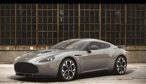 Суперкар V12 Zagato будет выпущен ограниченной серией
