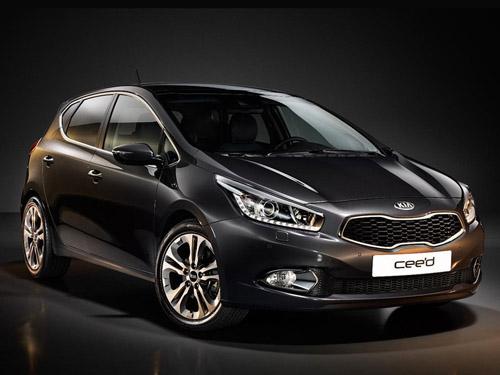 На автосалоне в Женеве Kia представит новый cee'd