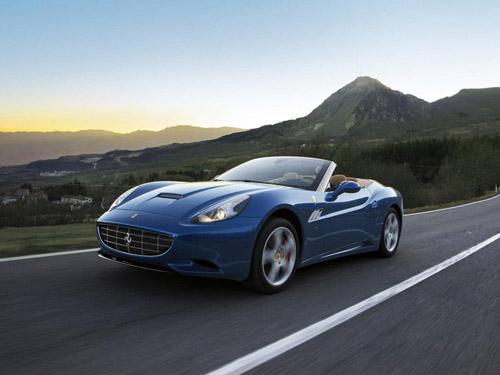 Ferrari покажет в Женеве обновленную California