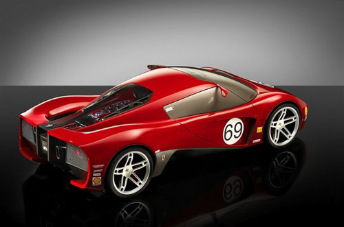 Ferrari готовит преемника модели Enzo
