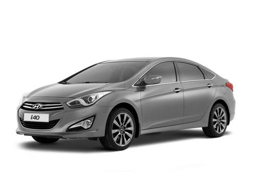 Объявлены российские цены на новый Hyundai i40
