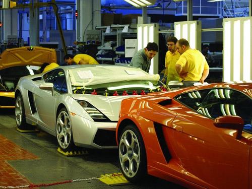 Через год появится новый Lamborghini Gallardo