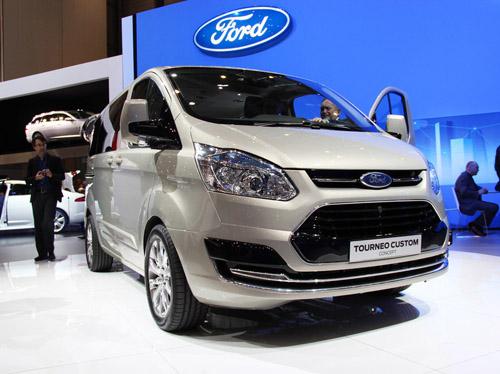 Концепт Ford Torneo Custom пойдет в серию