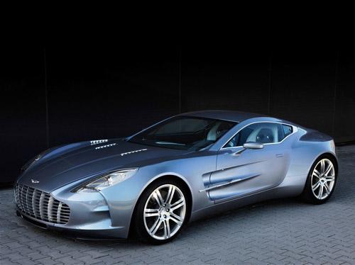 Распроданы все экземпляры суперкара Aston Martin One-77