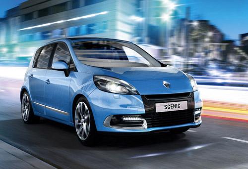 Renault объявил о старте продаж обновленного Scenic