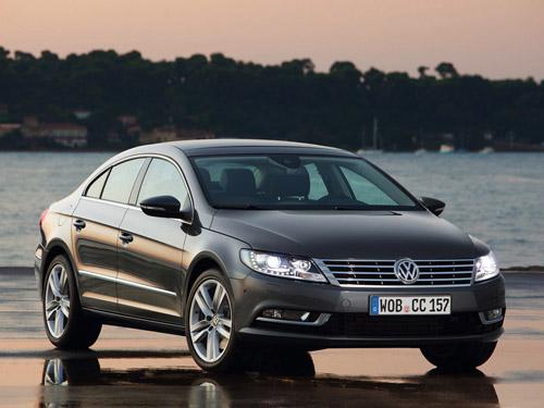 В России начались продажи нового Volkswagen Passat CC