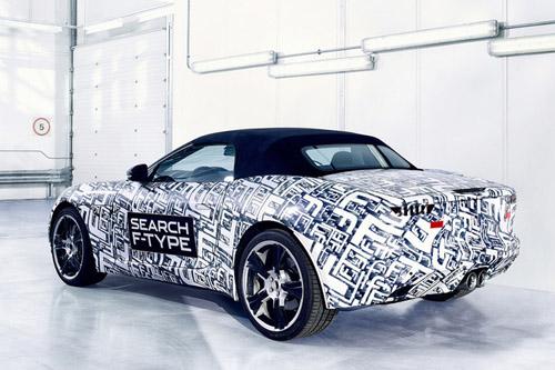 Компактный Jaguar F-Type получит V8 с турбонаддувом