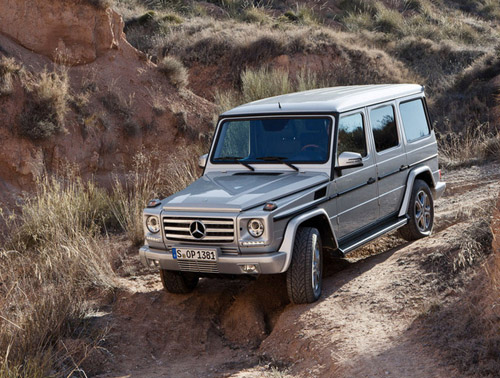 Mercedes-Benz официально представил обновленный «Гелендваген»