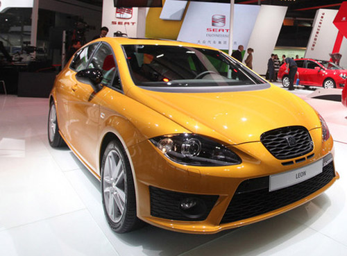 В Пекине представлен концепт Seat Ibiza Cupra