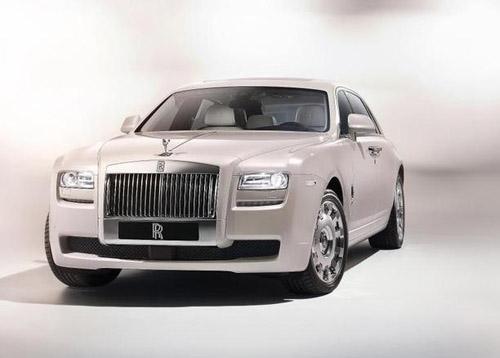 В Пекине дебютировал концепт Rolls-Royce Ghost Six Senses