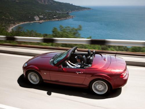 Fiat и Mazda выпустят новый родстер
