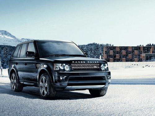 В следующем году поступит в продажу слегка обновленный Range Rover Sport