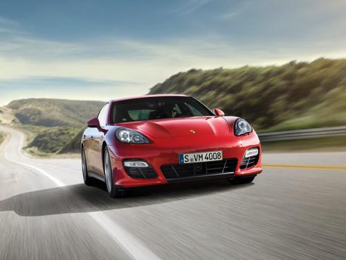 Porsche выпустит уменьшенную версию Panamera